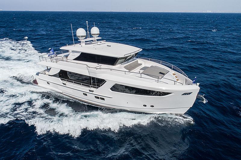 HORIZON FD80/04 yacht Horizon