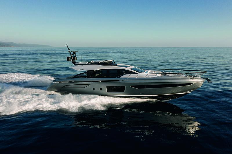 AZIMUT S8/01 yacht Azimut