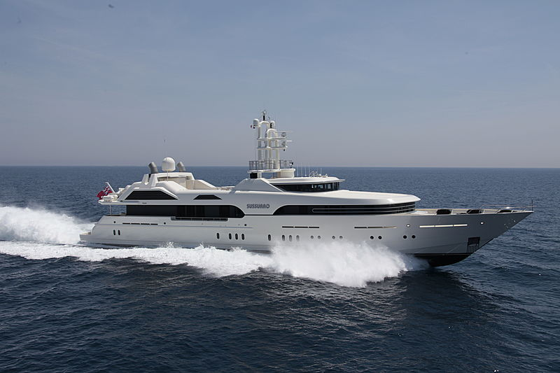 SUSSURRO yacht Feadship