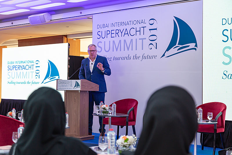 The International Superyacht Summit 2020