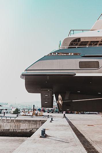 Severinos yacht launch
