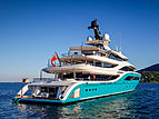 Go Yacht Turquoise