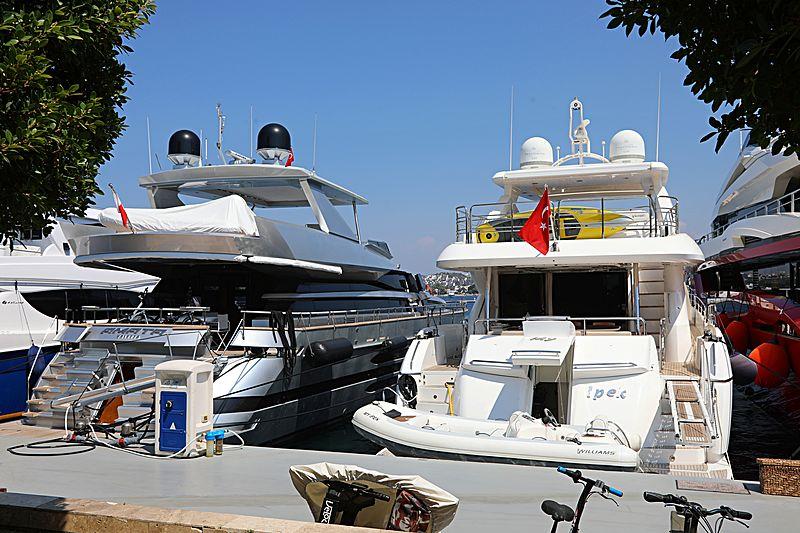AMATA yacht Cantieri di Pisa