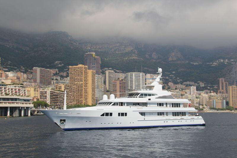 PARAFFIN yacht Feadship