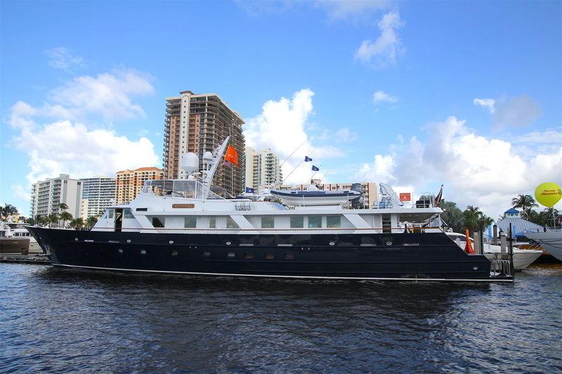 ARIADNE yacht Breaux Bay Craft