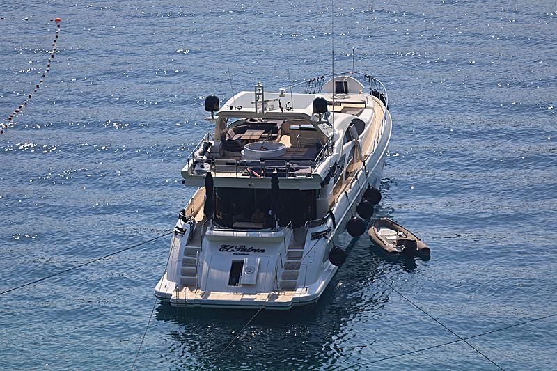EL PATRON  yacht Azimut