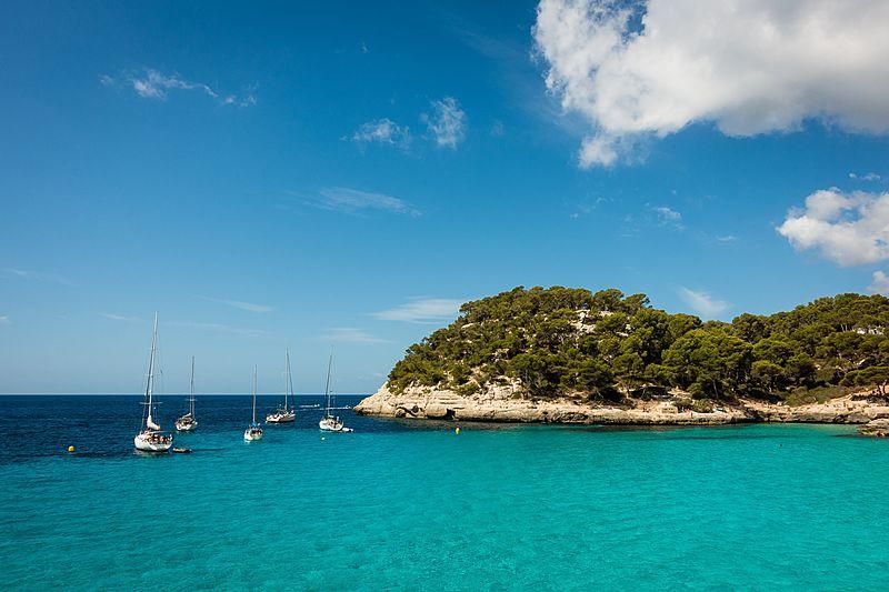 Menorca Spain travel marketing
