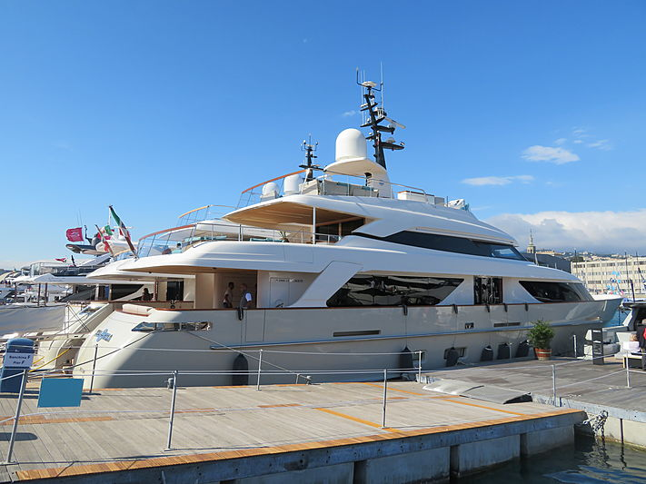 TOLEMAI yacht Sanlorenzo
