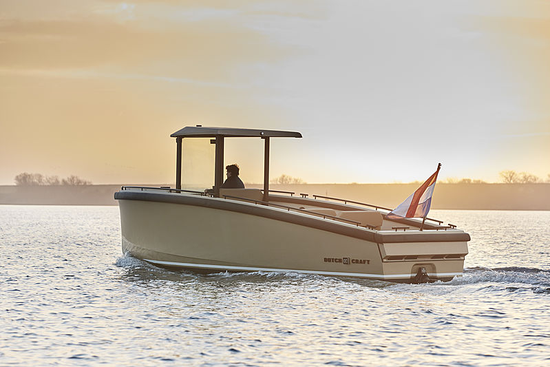 DUTCHCRAFT DC25 tender DutchCraft