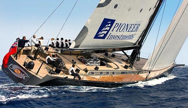 WOODPECKER CUBE yacht Nautor's Swan