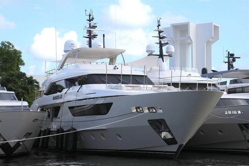 RUSCELLO yacht Sanlorenzo