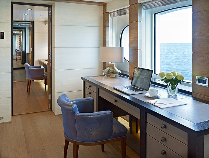 My Secret yacht study