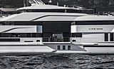 Life Saga yacht exterior