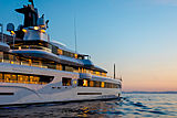 Lady S yacht by Feadship
