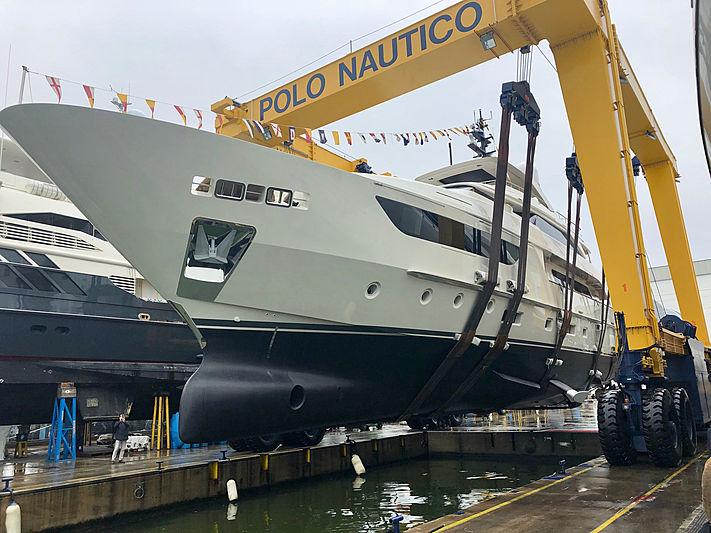 Kia Ora yacht launch