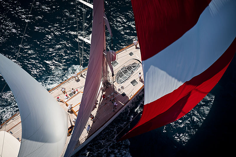 Yachts at the New Zealand Millenium Cup 2020