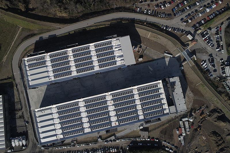 SanLorenzo shipyard facility in Ameglia