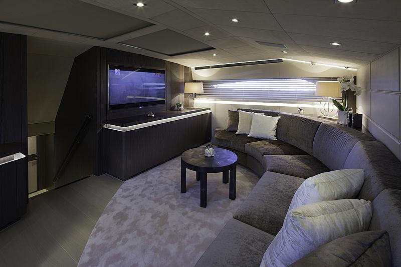 Ballamor yacht cinema