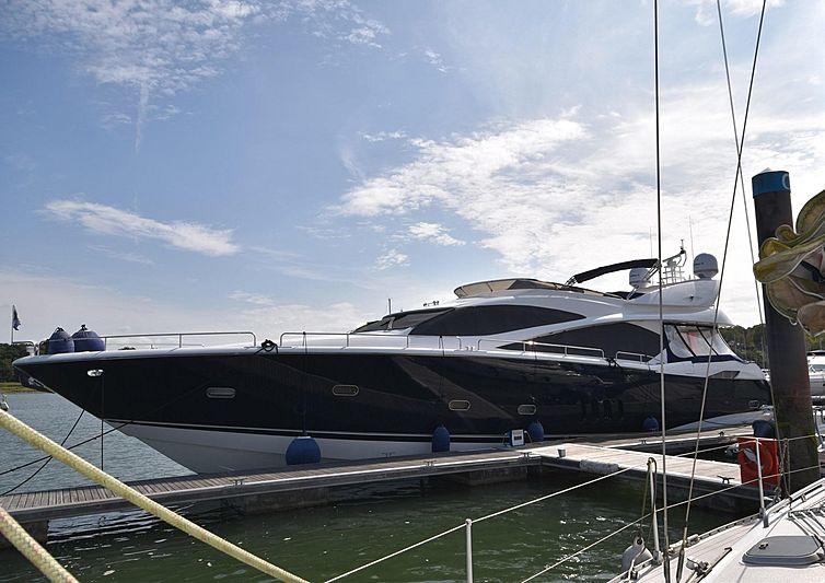 FANTASIA OF LONDON yacht Sunseeker