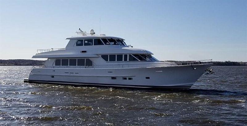 RHAPSODY  yacht Paragon Motor