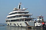 Moonrise Yacht Motor yacht