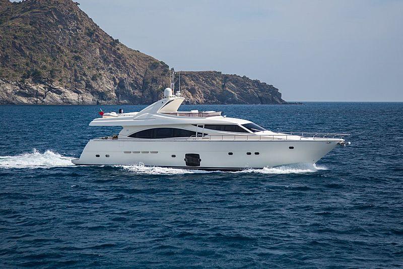 MONTICELLO II yacht Ferretti Yachts