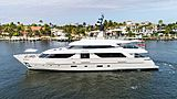 Arkadia yacht cruising