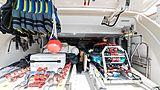 Arkadia yacht tender garage