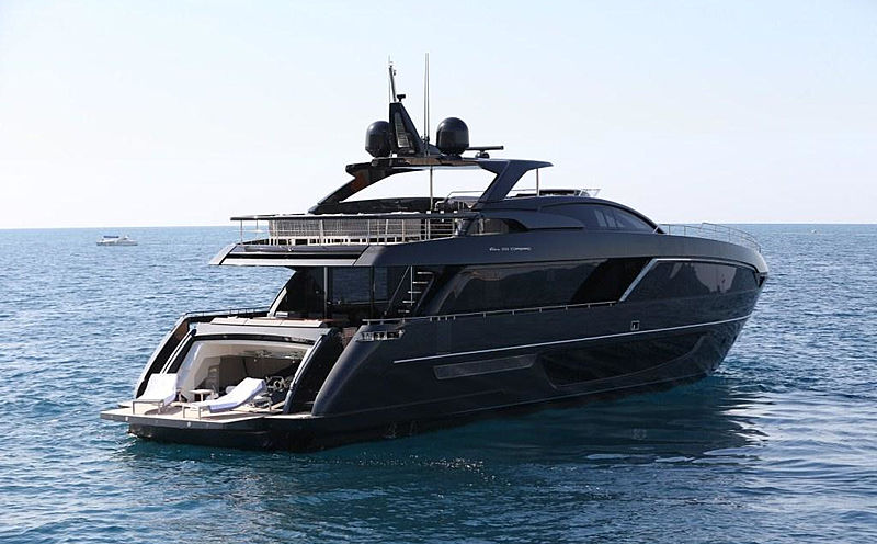 MY WAY yacht Riva