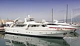 Hathor Yacht CRN