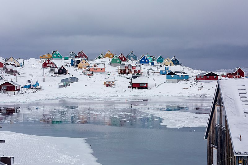 Travel: Greenland marketing