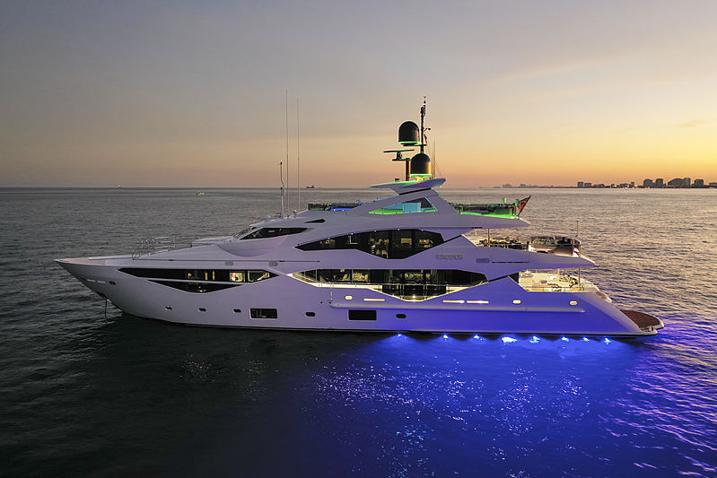 Exodus yacht profile