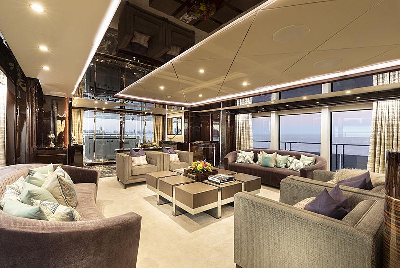 Exodus yacht stateroom