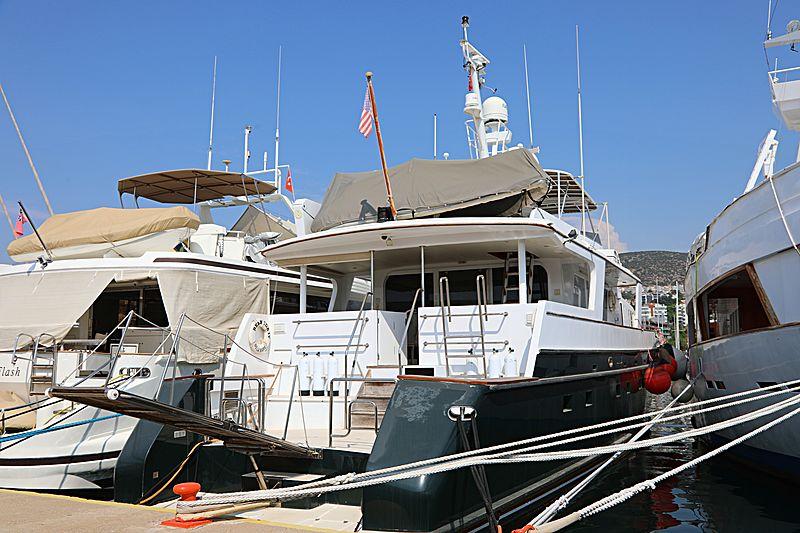 BERMUDA IV yacht Cheoy Lee