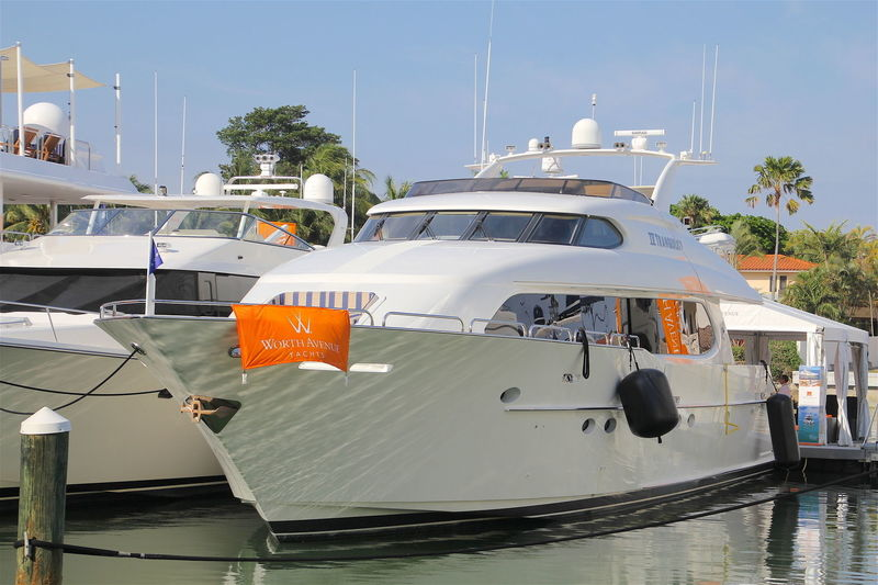 IV TRANQUILITY  yacht Lazzara