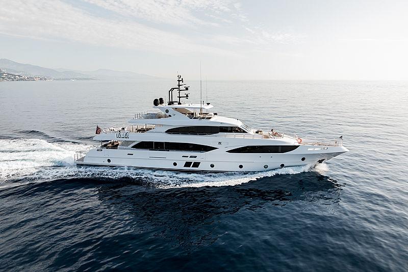ALTAVITA yacht Gulf Craft