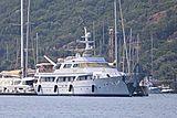 Atlantica Seconda Yacht 1971
