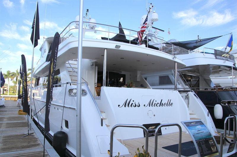 MISS MICHELLE  yacht Ocean Alexander