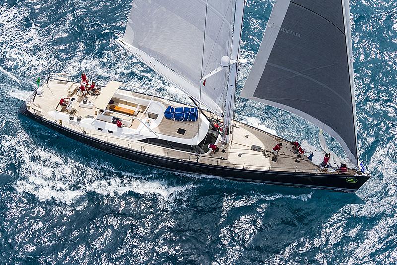 VARSOVIE yacht Nautor's Swan