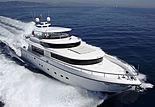 Princess Ashita Yacht Johnson