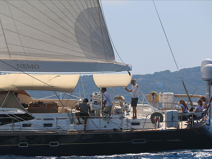 Nemo yacht sailing