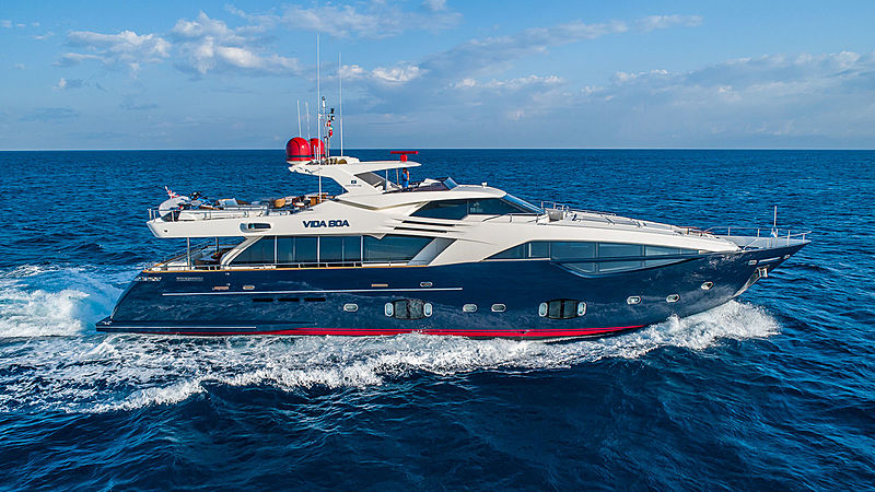 VIDA BOA yacht Custom Line