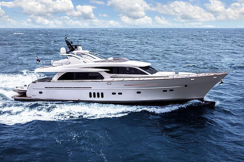 ANEMELI  yacht Van der Valk