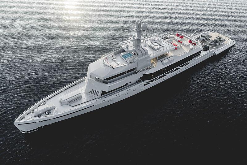 Bold yacht by SilverYachts