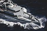 Bold yacht by SilverYachts cruising