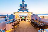 Lucky Lady Yacht Oceanco