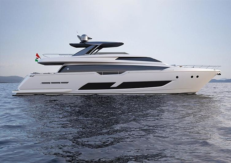 FERRETTI 850/28 yacht Ferretti Yachts