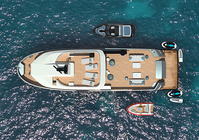 Crossover 27 by Lynx Yachts