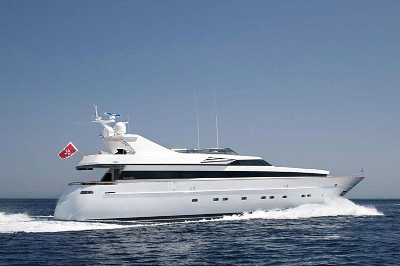 ZOO yacht Cantieri di Pisa