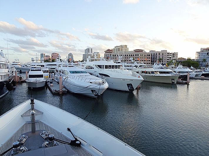 Palm Beach International Boat Show 2019